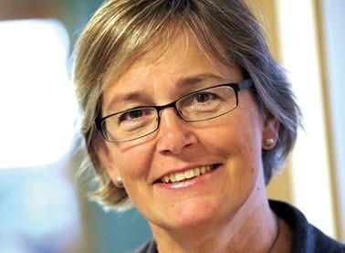 Nina Nelson Follin är chefläkare på Karolinska Universitetssjukhuset.