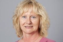 Lena Micko, ordförande SKL.