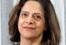 Shokoufeh Manoucherpour, styrelsemedlem i Sjukhusläkarna.