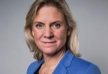 Finansminister Magdalena Andersson presenterade regeringens vårbudget idag.