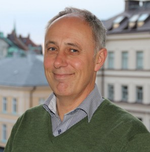 Thomas Lindén, chefsföreningens ordförande.