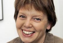 Margareta Fahlgren, professor litteraturvetenskap,  fri för publicering, foto Staffan Claesson 20080211