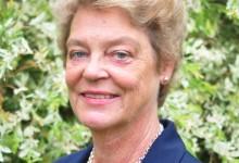Katarina Johansson, ordförande för Nätverket mot cancer.