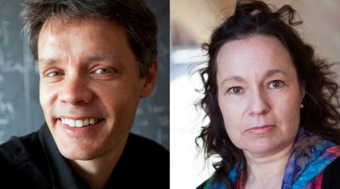 Ulf Danielsson, professor i teoretisk fysik, Uppsala universitet och Shirin Ahlbäck Öberg, docent i statskunskap, Uppsala universitet.