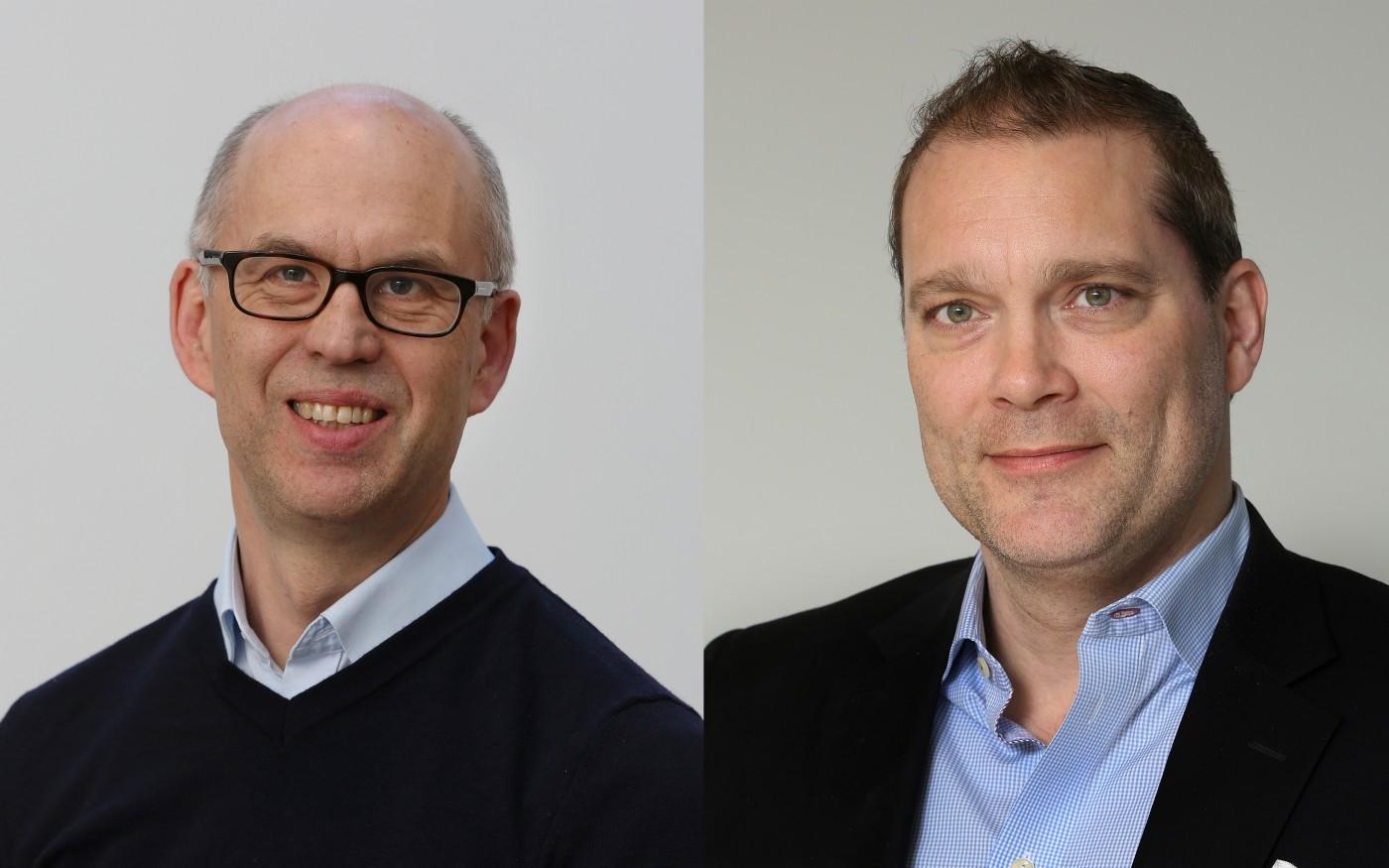 Henrik Östlund, Andreas Fischer.