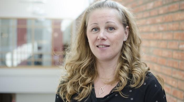 Sofi Nordmark, forskare vid Luleå Tekniska Universitet.