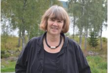 Ingela Heimann, ordförande för Kvinnliga Läkares Förening.