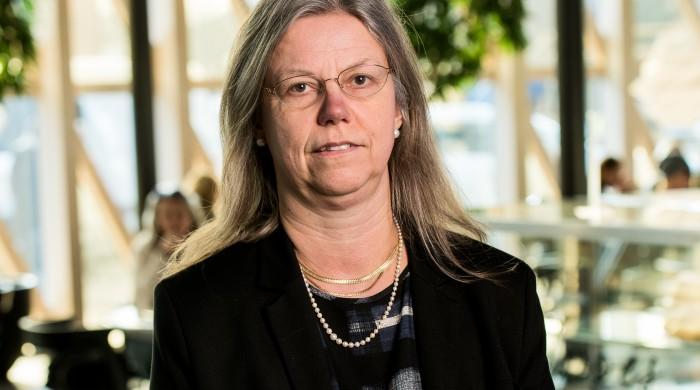Karin Dahlman Wright.