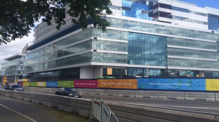 Karolinska Universitetssjukhuset i Solna. Foto: Stockholms läns landsting
