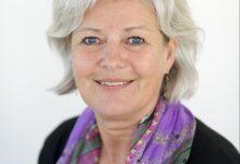 Ann Johansson, vice ordförande, Vårdförbundet. Foto: Ulf Huett