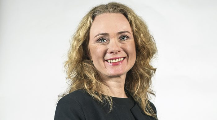 Anniken Hauglie (H). Foto: Thomas Haugersveen/ Statsministerens kontor
