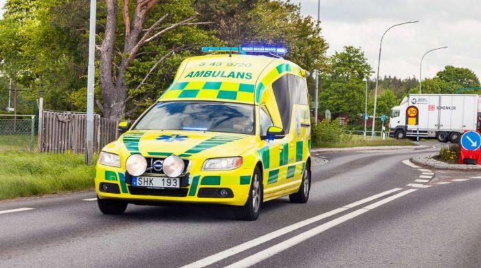 Kronoberg är bäst i landet på e-hälsa i ambulanssjukvården. Bild från eHälsomyndigheten
