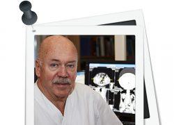 Röntgenläkaren Bo Edlund tycker att inneburit flera fördelar för röntgenverksamheten att ingå i en större enhet. Foto: Marcus 3dfoto.se