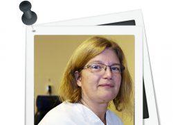 """Några planer på att göra medicinkliniken till länsklinik finns inte för tillfället, berättar Marie Fredriksson. """"Det skulle bli en för stor koloss, en jättejätte. Det har varit huvudargumentet hittills"""" säger hon. Foto: Marcus 3dfoto.se"""