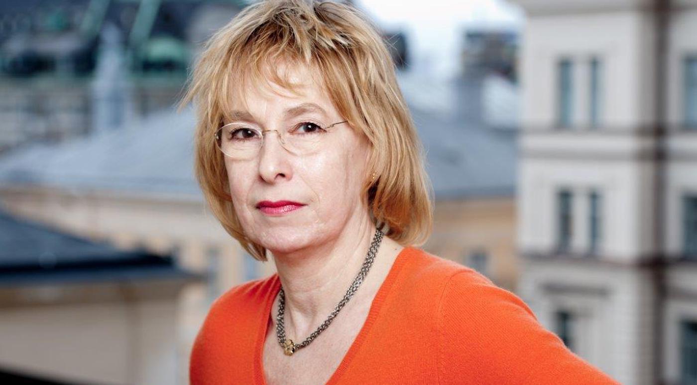 Anna Rask Andersen, överläkare och professor inom yrkesmedicin samt huvudskyddsombud för arbetsmiljöfrågor på Akademiska sjukhuset. Också ordförande för Sjukhusläkarna Uppsala.