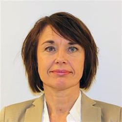 Carina Skoglund, sakkunnig i patientsäkerhet på Socialstyrelsen.