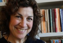 Naomi Clyne, ordförande för Sjukhusläkarna i Lund.