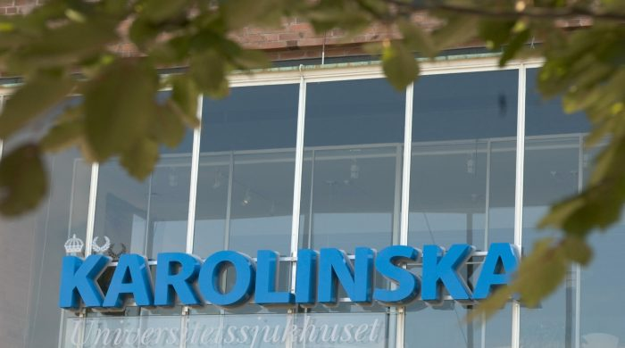 Karolinska universitetssjukhuset. Fotograf: Medicinsk Bild
