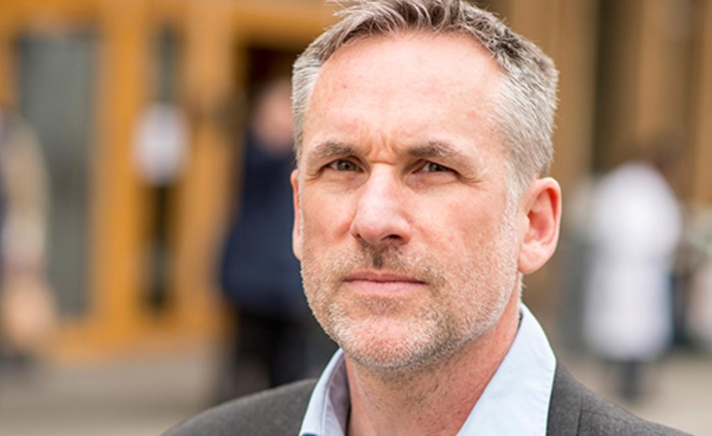 Björn Ekman, hälsoekonom och Sjukhusläkarens nya krönikör. Foto: Li Fernstedt
