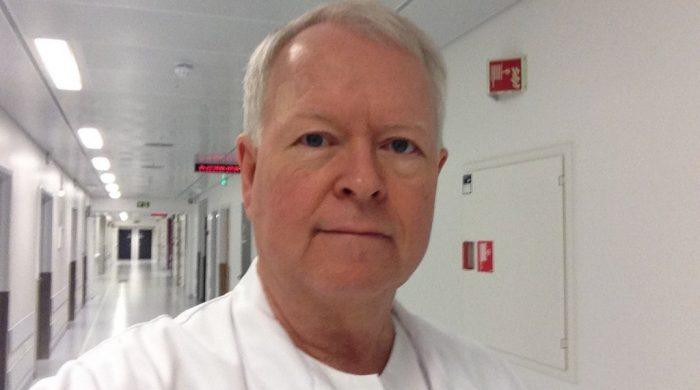 """Trond Björge gjorde sin AT-tjänst i Sverige och blev kvar och jobbade i Värmland till 1997 -då han återvände till hemlandet i rollen som ledare. En av hans musikvideor har visats i det svenska programmet """"Landet runt"""""""