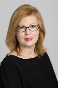 Anna Starbrink (L), hälso- och sjukvårdslandstingsråd i Stockholm.