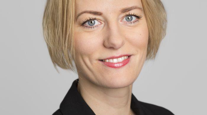 Erika Ullberg (S), oppositionslandstingsråd i Stockholm.
