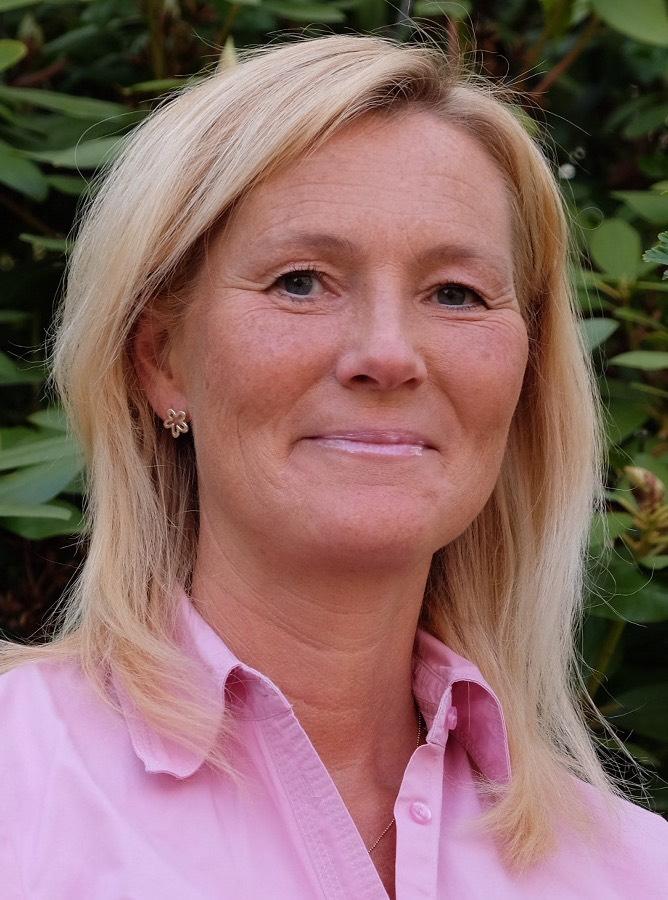 Eva Wesslén-Eriksson, medicinskt ansvarig läkare på LIVA på Astrid Lindgrens barnsjukhus.