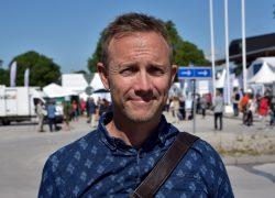 Anders Kjellin, verksamhetschef Aleris Ortopedi Ängelholm. Foto: Malin Gavelin