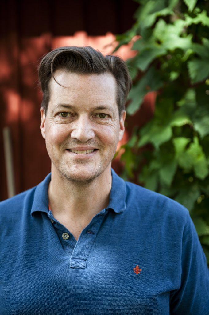 Rickard L Sjöberg arbetade som sjukvårdsbiträde under tidigt 90-tal, men skrevs 1992 in som psykologistudent vid Stockholms universitet. Foto: Jonatan Stålhös