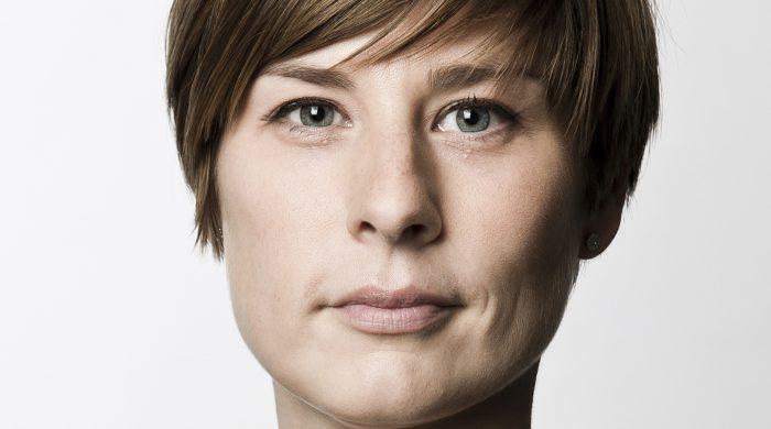 Sofia Rydgren Stale, , ledamot i förbundsstyrelsen och ordförande för Läkarförbundets utbildnings- och forskningsdelegation.