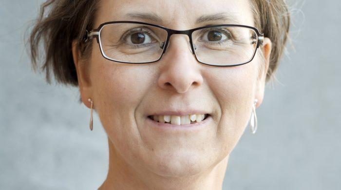 Christina Sjöberg, 1:e vice ordförande för Göteborgs läkarförening. Foto: Julia Sjöberg