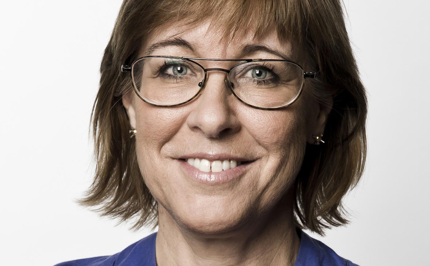 Karin Båtelson, Sjukhusläkarnas ordförande och förste vice ordförande för Läkarförbundet.